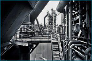 Modelos digitales de plantas industriales y fabricas para remodelaciones