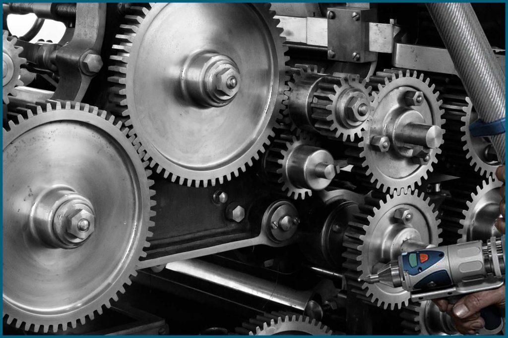 Metrología industrial de piezas en planta fabrica de los clientes